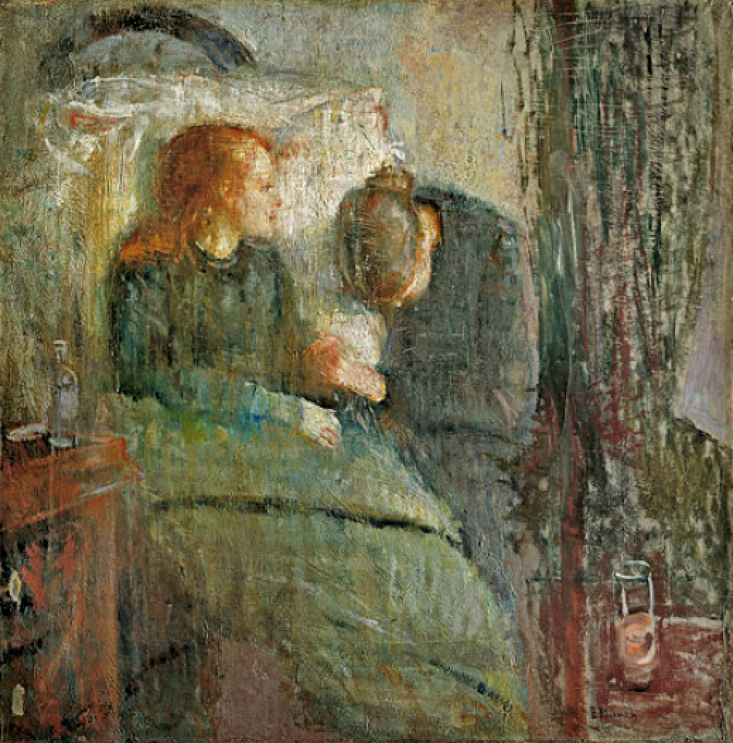 Edvard Munch, The Sick Child, 1907 © Munch Museum/Munch-Ellingsen Group