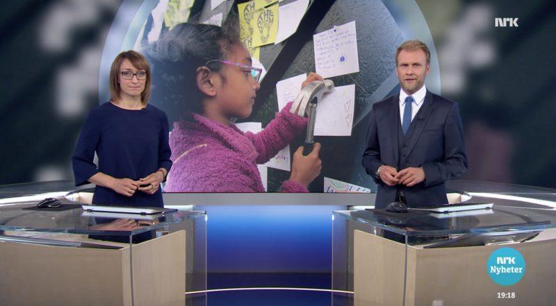 NRK lørdagsrevyen 2017.06.03
